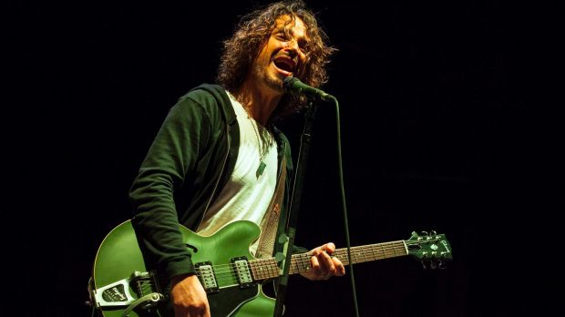 """Chris Cornell's death after a gig in Detroit was """"sudden and unexpected""""."""