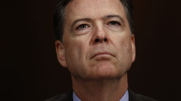 Fired FBI Director James Comey will testify before the Senate.