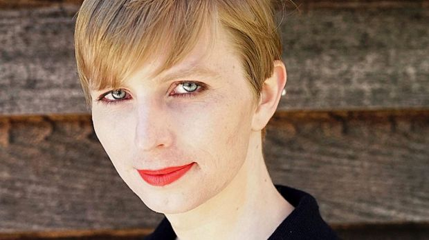 Army Pvt. Chelsea Manning