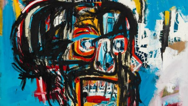 Jean-Michel Basquiat's untitled