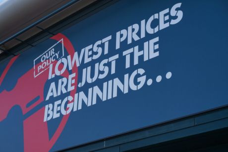 Bunnings' price promise has helped it dominate hardware in Australia.