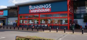 The first Bunnings store in Britain represents an important step for the broader Wesfarmers group.