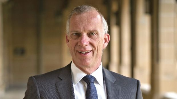 The vice-chancellor of the University of Sydney, Michael Spence.