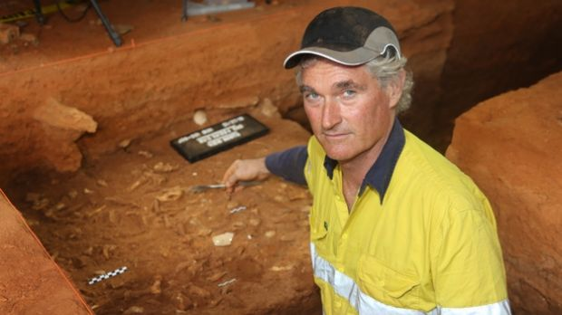 Remote cave reveals earliest Australians lived around 50000 years ago