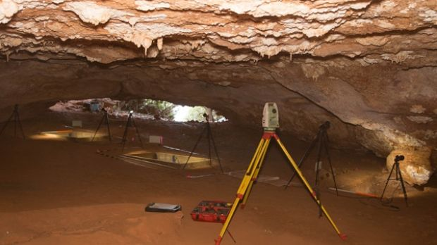 Barrow Island's Cave Reveals Earliest Australians Lived on Coast 50000 years ago