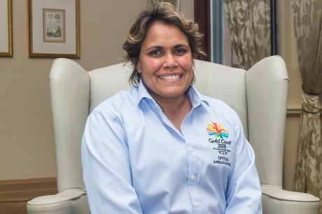 'At 10 I remember putting a sign on my wall saying I am the world's greatest athlete': Cathy Freeman.