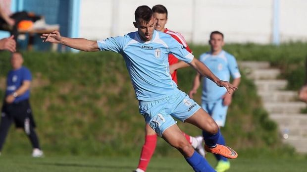 Canberra export Marko Milutinovic hasn't looked back leaving for the Serbian soccer leagues in 2015.