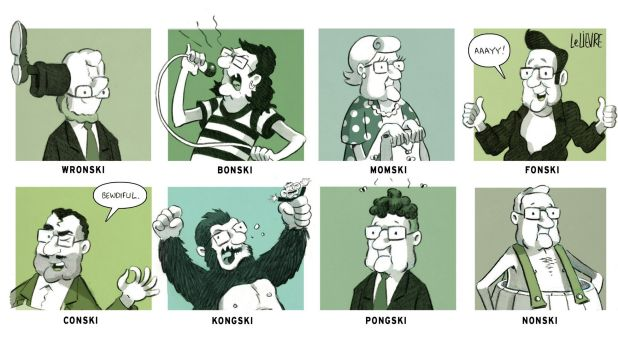 Illustration: Glen Le Lievre