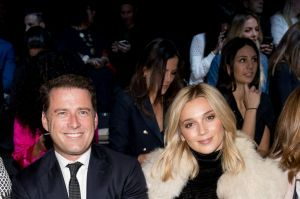 Stefanovic with girlfriend Jasmine Yarbrough, a retired model.