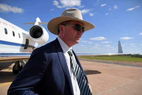 Deputy Prime Minister Barnaby Joyce will head to Europe for a seven day whirlwind trip to map out Australia's ...