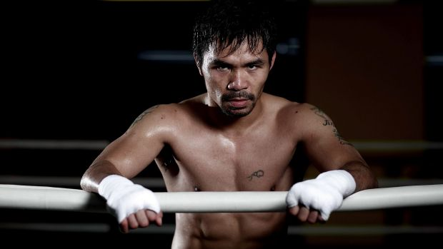 Team Pacquiao: 'Jeff Horn is a risky  guy'