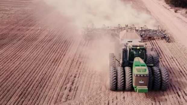 Seeding is a crucial time for farmers.