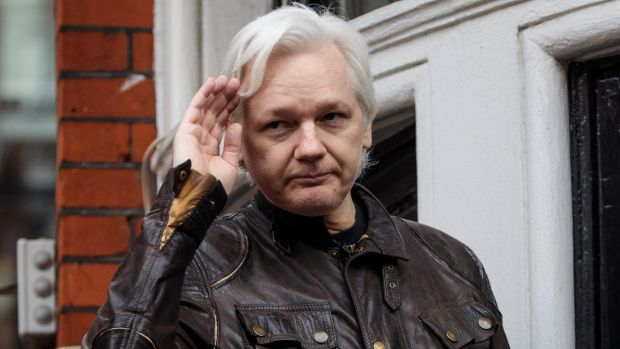 Assange hails 'important victory' after Sweden drops case