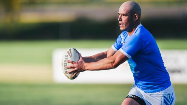 Queanbeyan Blues captain-coach Terry Campese doesn't like Sundays.