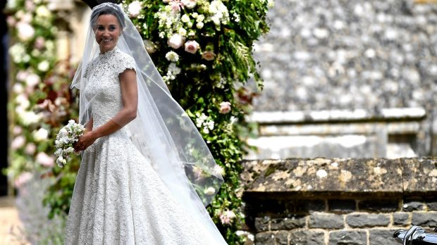 Pippa's wedding gown is set to become one of the world's most copied designs.