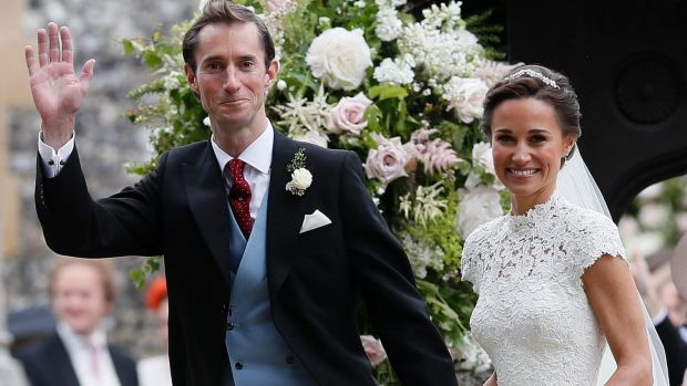 Pippa Middleton and Husband Honeymoon in Sydney