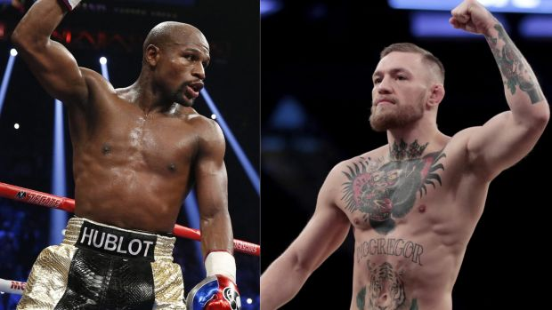 Signature Mayweather: Floyd Mayweather gave his biggest indication yet that he will make a fight with Conor McGregor happen.