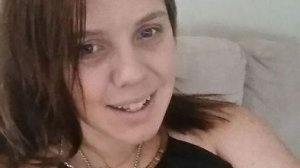 Hayley Mcclenahan-Ernst, 21, died at the Kingswood home. (Facebook: Hayley Mcclenahan-Ernst)