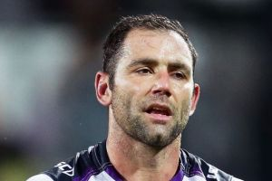 If Cameron Smith misses the Broncos game he will also miss next week's home clash with Parramatta.