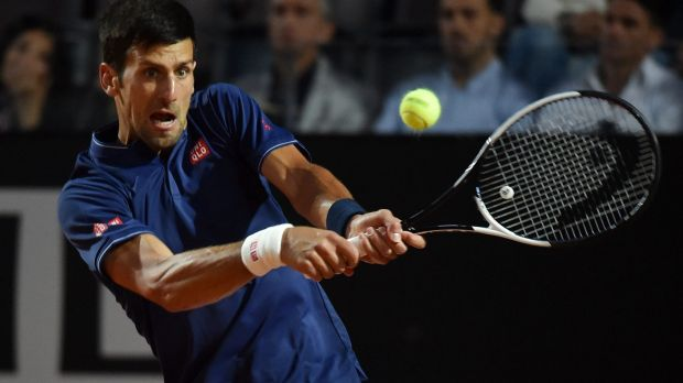Djokovic eliminates Del Potro to advance to Italian Open semis