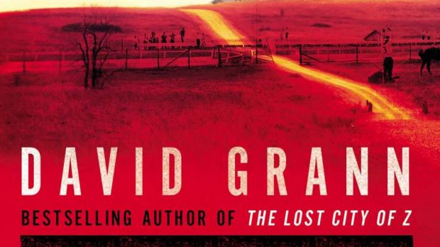 Killers of the Flower Moon. By David Grann.