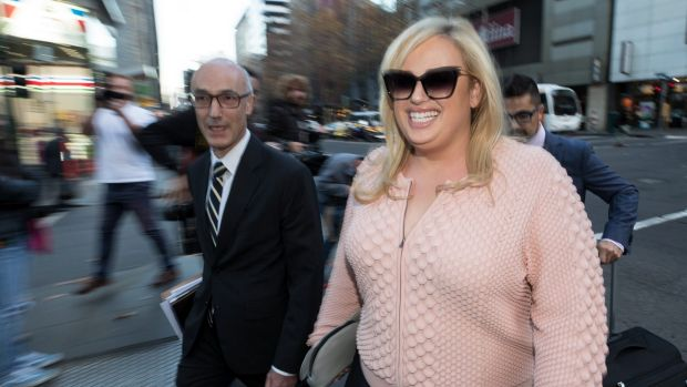 Rebel Wilson's defamation trial against publisher begins