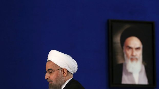 Iranian President Hassan Rouhani has recently won reelection.
