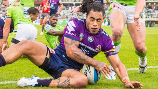 New Tiger: Mahe Fonua returns to the NRL from the Super League.