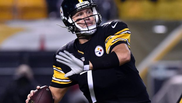 Speaking up: Ben Roethlisberger.