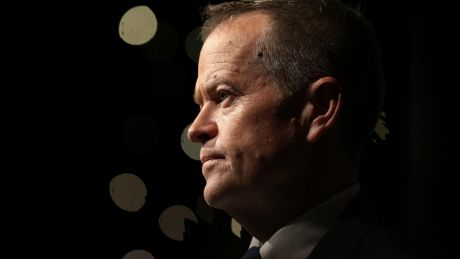 If Shorten wasn't game to take on the salary packaging industry, there's no way he'll shirtfront $3.1 trillion of trusts.