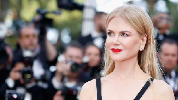 Nicole Kidman Rich List with a worth of $347 million