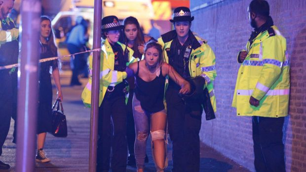 The Manchester Arena bombing was a new tactic for the Islamic State.
