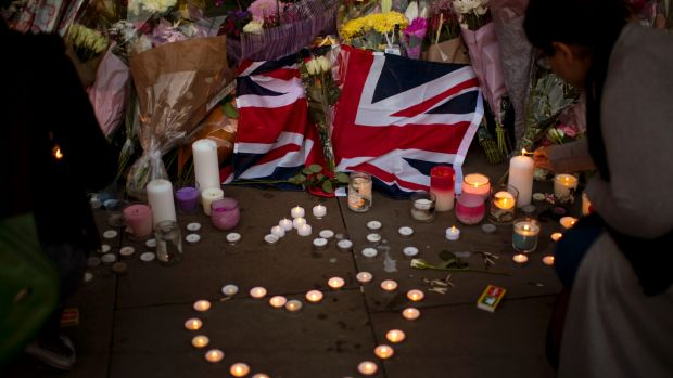 UK school confirms student, 15, killed in Manchester blast