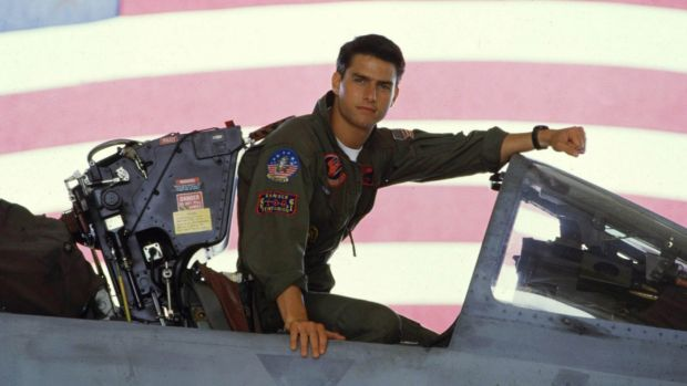 Tom Cruise confirms 'Top Gun' sequel is in the works