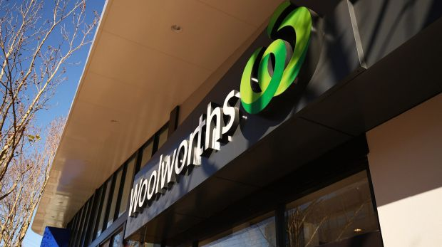 Today's price fall in Woolies looks a bit like a knee-jerk reaction.