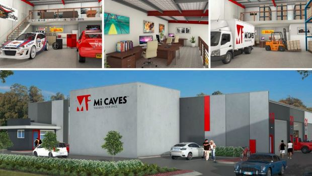 Man Caves Perth : New perth development turns the man cave into hot property