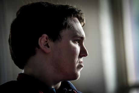 Alexander Curotte, 31, has become withdrawn and depressed since the switch to the NDIS, his parents say.