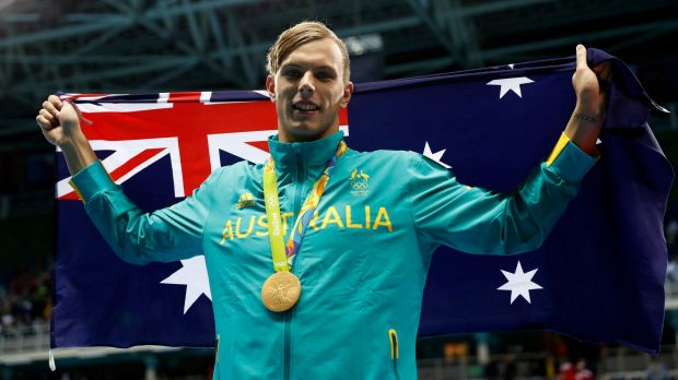 Gold medallist Kyle Chalmers has had successful heart surgery.