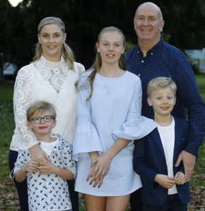 Why deana and matthew adopted an entire family deana and matthew with children jacob sharni and david near their home in western nsw ccuart Choice Image