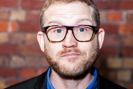 John Safran is one of a huge line-up of writers coming to Canberra for the Canberra Writers Festival this weekend.