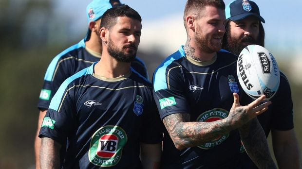 Andrew Fifita on Blues' dominant win over Maroons