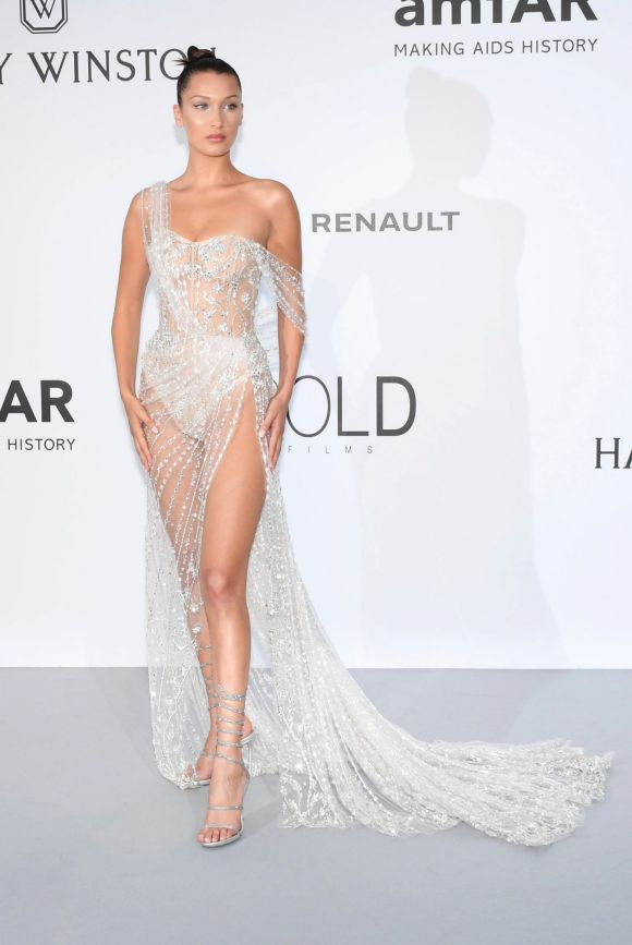 May: The younger of the Hadid sisters, Bella (sister of Gigi) continued her rise to the top of the modelling world with ...