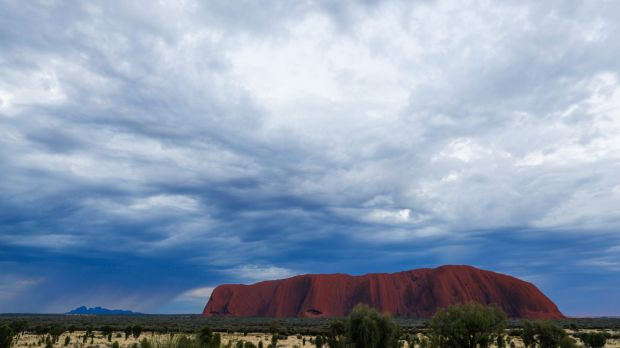 The constitutional convention has been held near Uluru.