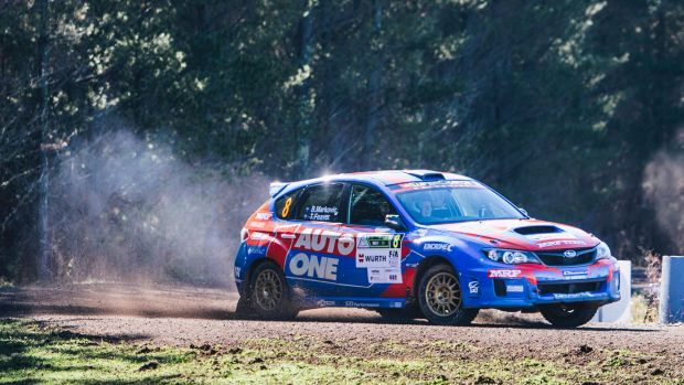National Capital Rally organisers are hoping to host the Asia-Pacific race again, but in warmer weather.