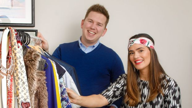Canberra fashion bloggers Grant Heino and Janette Lenk are offering their expertise to two lucky public servants who ...