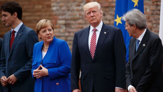 G-7 source: United States gets more time for climate pact answer