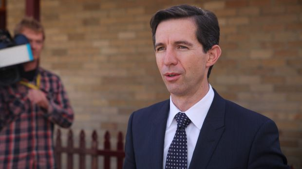 Education Minister Simon Birmingham has done what Labor could not, and reduced funding to the most over-funded ...