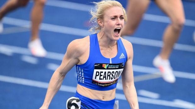 Sally Pearson has had success at the Great City Games in Manchester.
