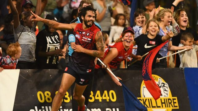 The Demons will be without Jeff Garlett against the Swans