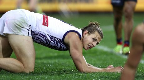 Nat Fyfe has been ruled out of the Cats' game with injury.